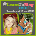 #LearntoBlog