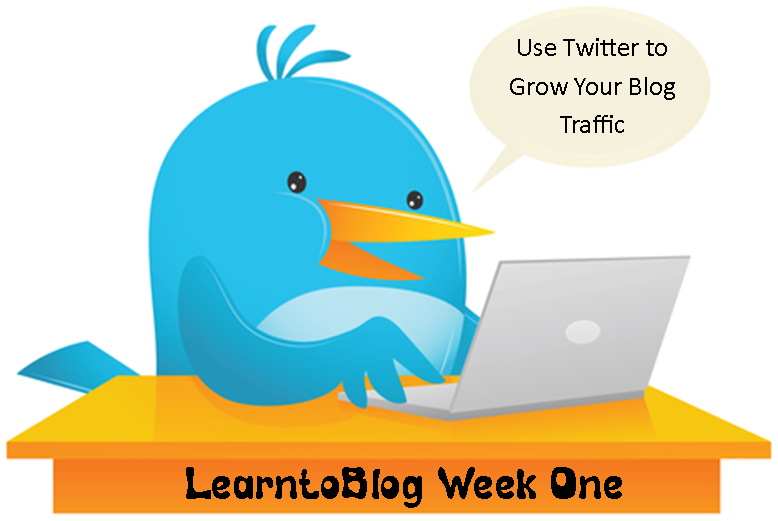 Week One: Twitter Tips to Grow Your Blog Traffic