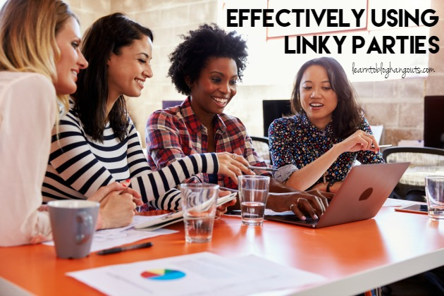 Effectively Using Linky Parties