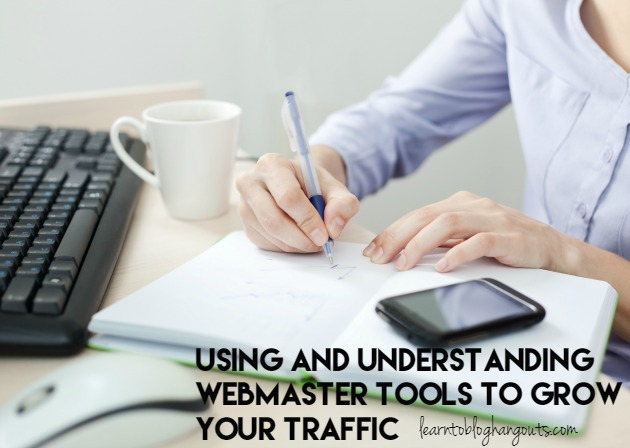 Use webmaster tools to determine what topics to write about and grow your traffic.