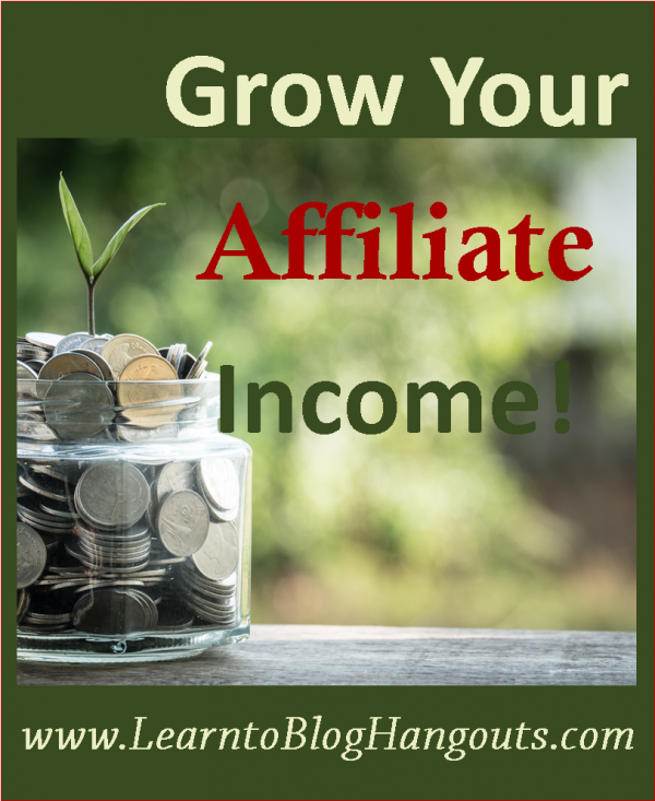 Grow Your Affiliate Income with one easy change!