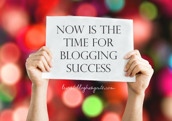 Meet your blog goals before the holidays - just 12 weeks to goal with the Learn to Blog VIP Forum!