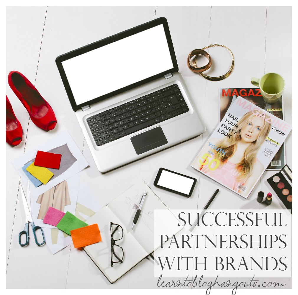 Four Simple Steps to Successful Partnerships With Brands