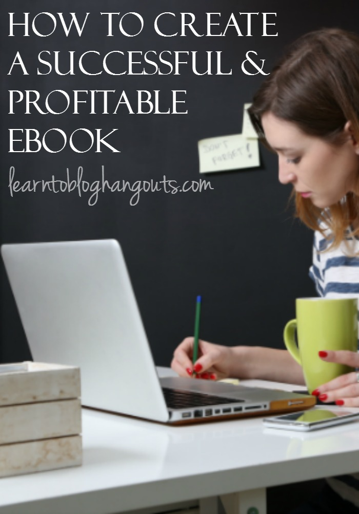 How to create a successful and profitable ebook learntoblog have you been thinking about writing an ebook wondering where to start this week fandeluxe Image collections