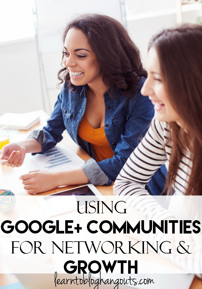 Are you wondering how to use Google+ Communities? Did you know they are fantastic for networking and growth? This week, Kelli & Crystal share their secrets. Did I mention you can do this in just 15 minutes a day?