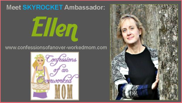 Meet SKYROCKET Ambassador Ellen