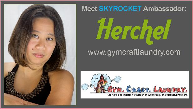 Meet SKYROCKET Ambassador Herchel