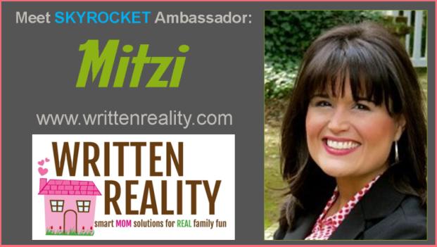 Meet SKYROCKET Ambassador Mitzi