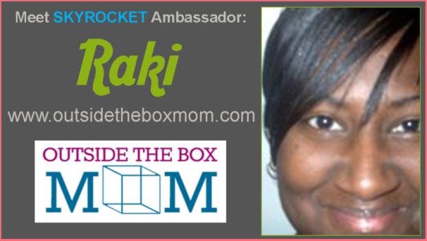 Meet SKYROCKET Ambassador Raki
