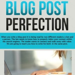 blog post perfection sq