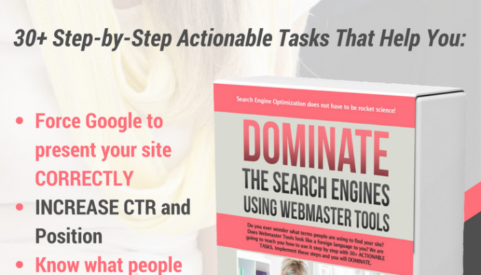 DOMINATE The Search Engines Using Google Webmaster Tools (Search Console)