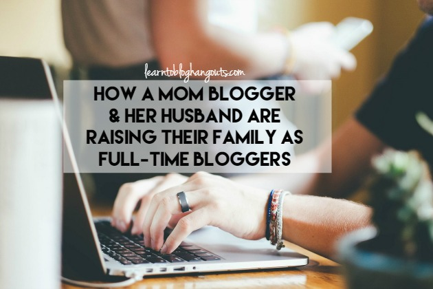 Learn how Dallas Mom Blogger Staci Salazar and her husband are raising their family as full-time bloggers.