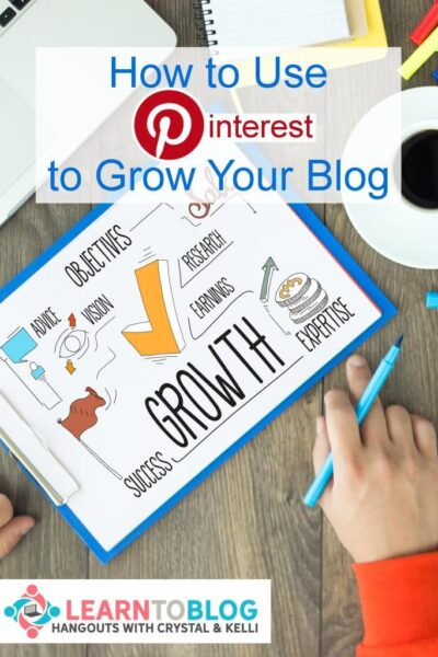 How to Use Pinterest to Grow Your Blog Views and Income