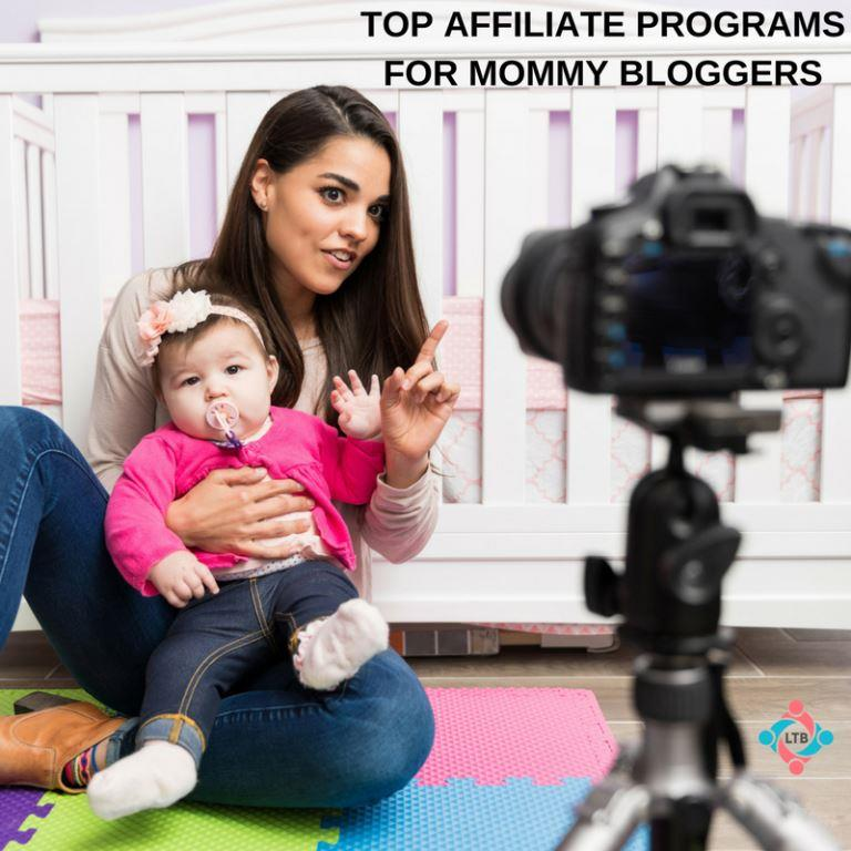 Affiliate programs for mom bloggers