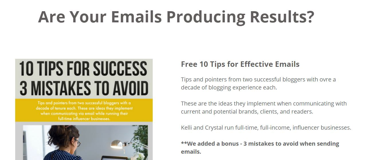 free email tips and mistakes to avoid