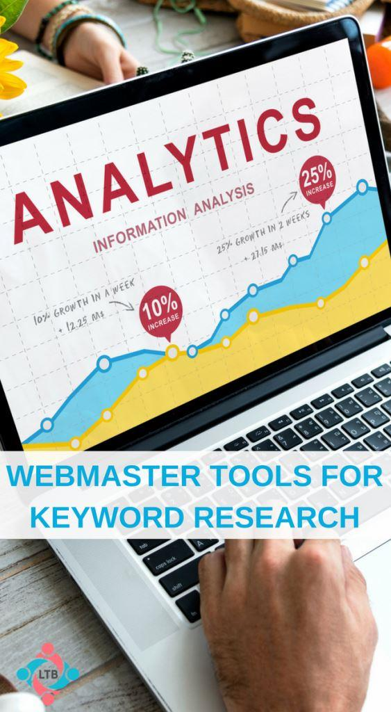 Learn How to Use Webmaster Tools for Keyword Research (also known as Search Console) so you can stop floundering and start seeing your SEO soar!